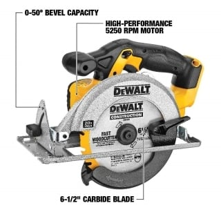 Circular Saw by DeWalt