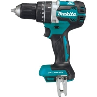 Compact Brushless Hammer Driver-Drillby Makita