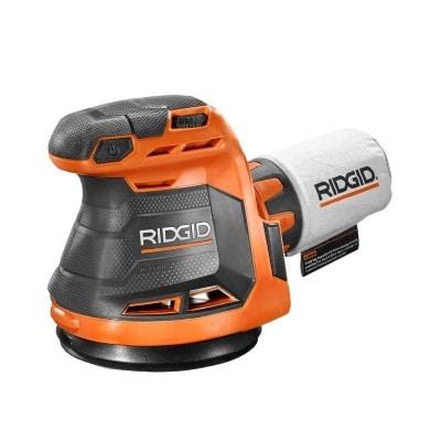 Ridgid R8606B GEN5X 18-Volt 5 in. Cordless Random Orbit Sander Product Image