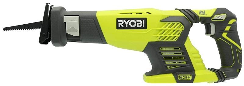 Ryobi P514 side viw