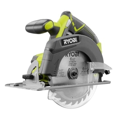 ONE Plus 18V Cordless Lithium-Ion Circular Saw - ZRP504G Product Image