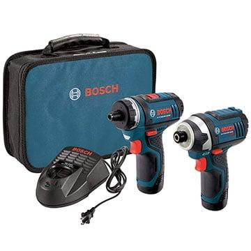 Bosch CLPK27-120 2-tool Combo Kit Product Image