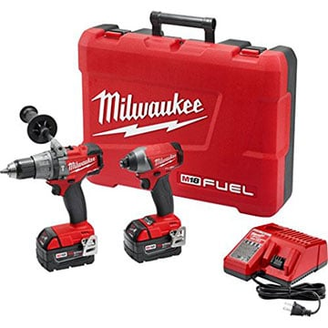 Milwaukee 2897-22 M18 FUEL Combo Kit