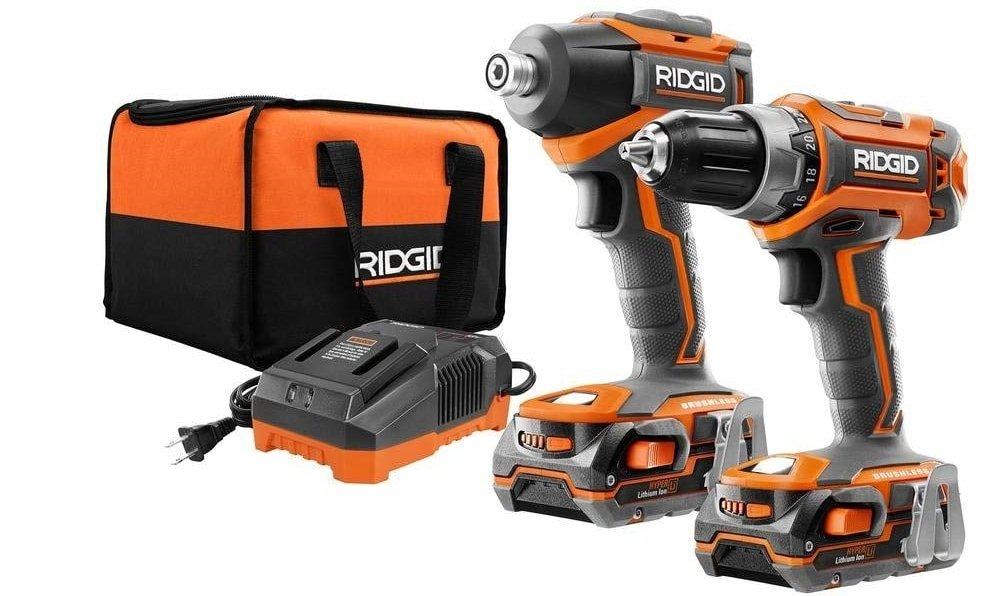18Volt Gen5X Lithium-Ion Hammer Drill and Impact Driver Combo Kit