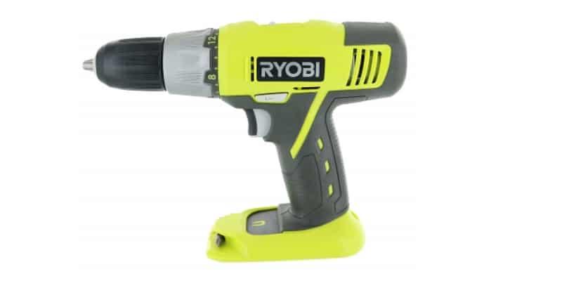 Ryobi P271 Drill Driver