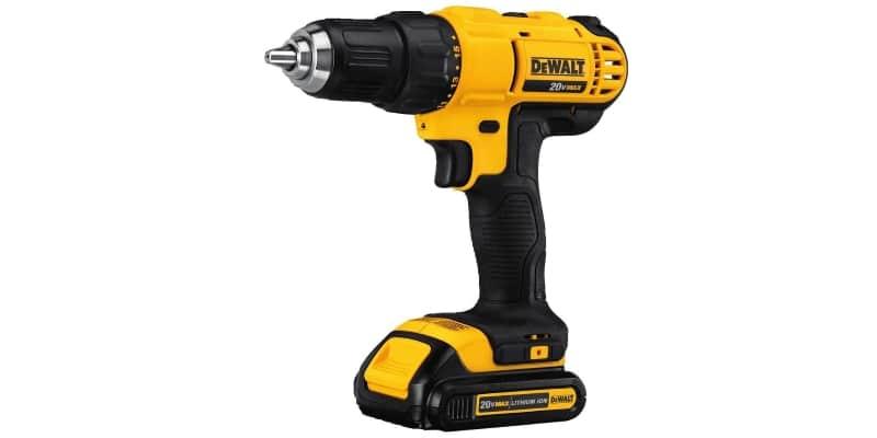 DeWalt DCD771 Drill