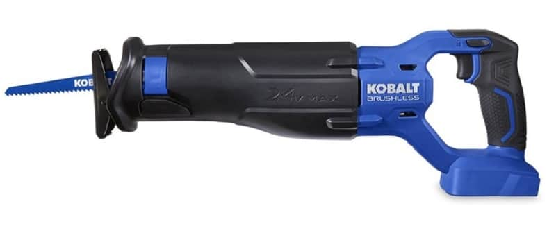 Kobalt 24-Volt Max Variable Speed Cordless Recipro Saw