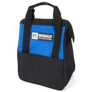 Kobalt Brushless 2 Tool Combo Kit Tool Bag