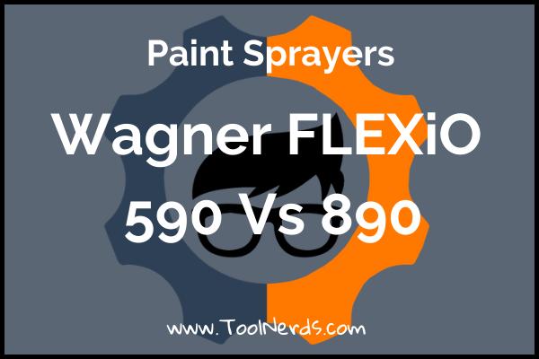 Wagner 590 VS 890