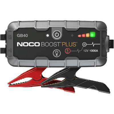 NOCO Boost Plus GB40 1000 Amp 12-Volt UltraSafe Portable Lithium Car Battery Booster Jump Starter Power