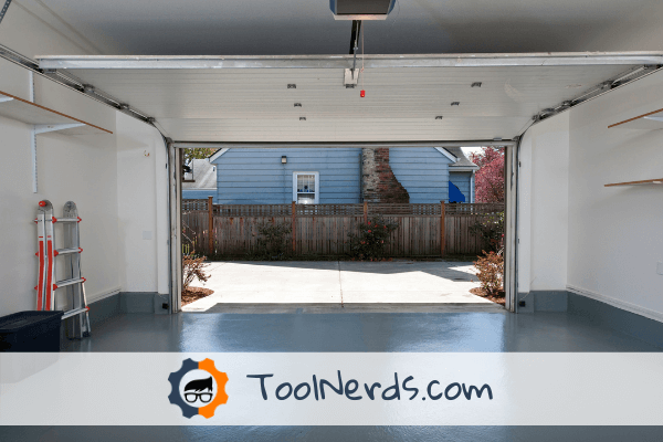 Painting Your Interior Garage