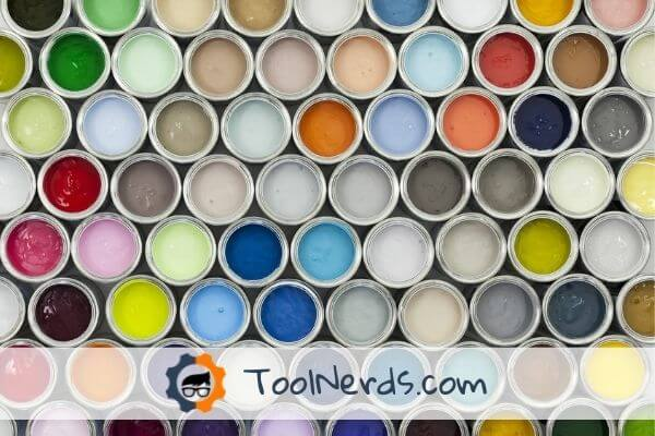 Different Types of Paint for LVLP Spray Gun