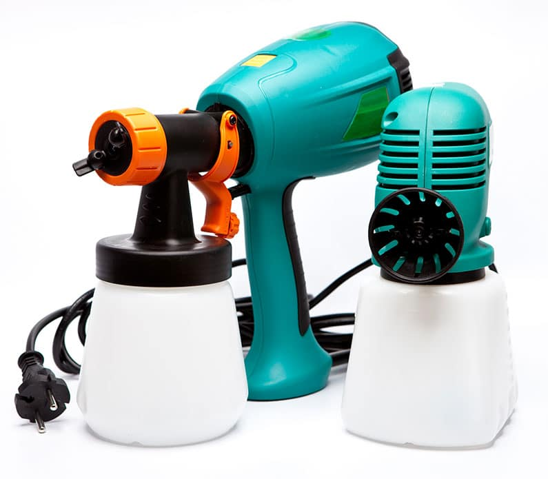 How to use a Wagner Paint Sprayer